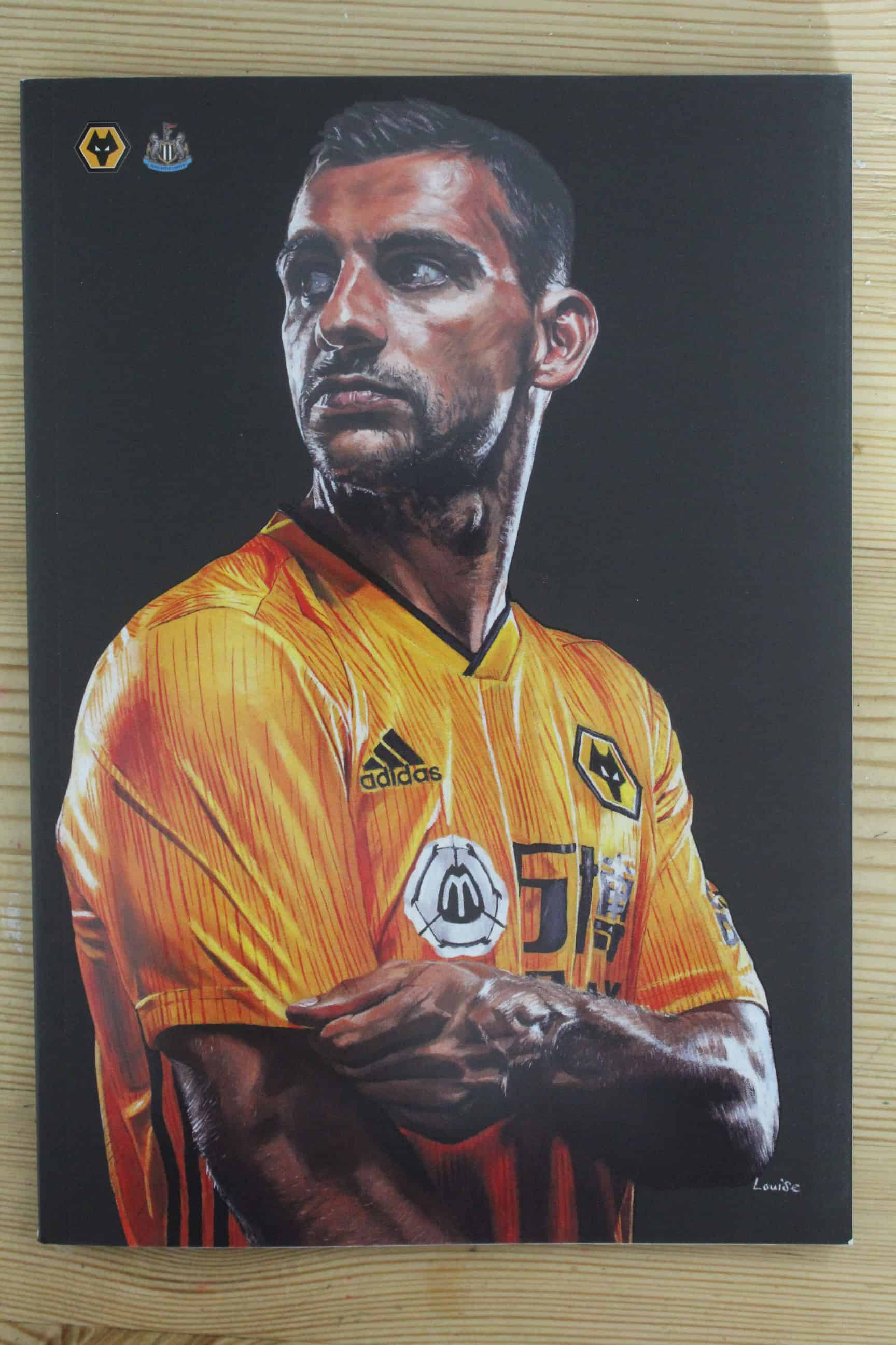 Wolverhampton Wanderers FC v Newcastle United FC